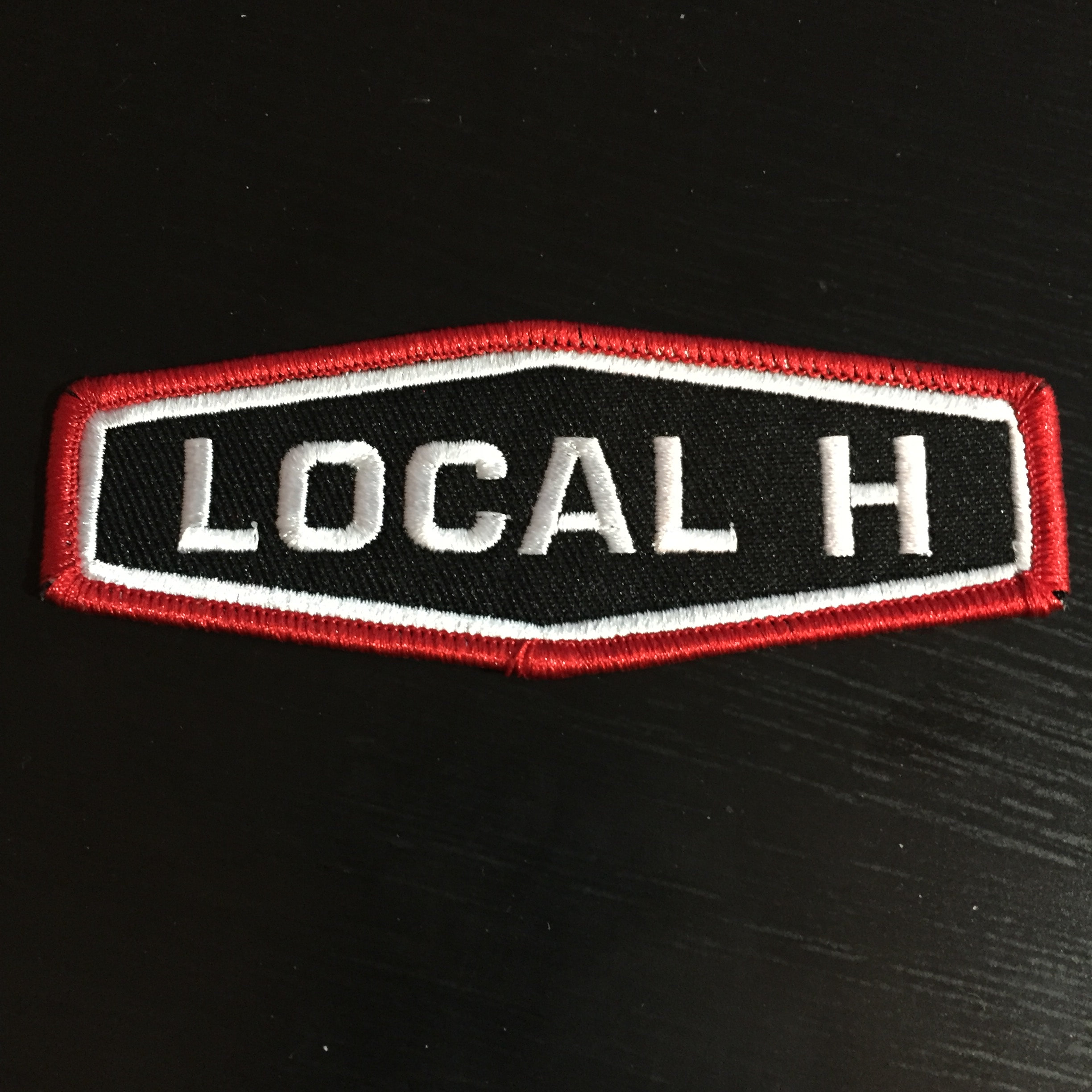 local h logo patch